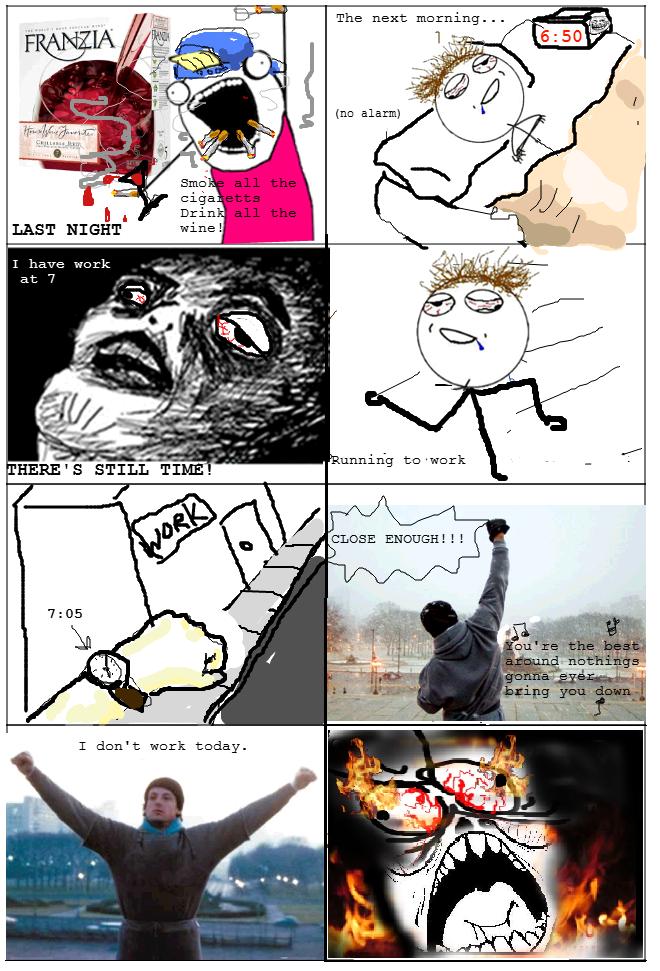 Le Hangover :) Memedroid
