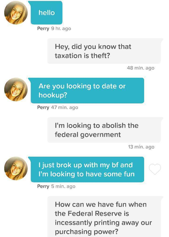 She ain't real enough to know taxation.