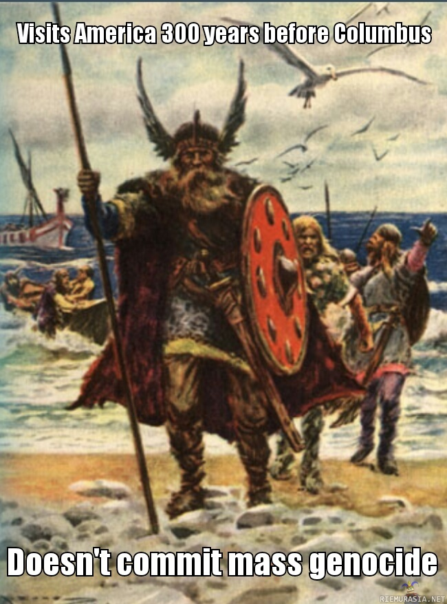good guy viking meme by miccoz memedroid