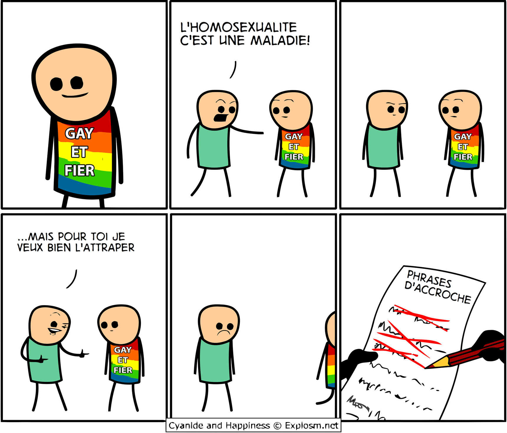 Cyanide and Hapiness