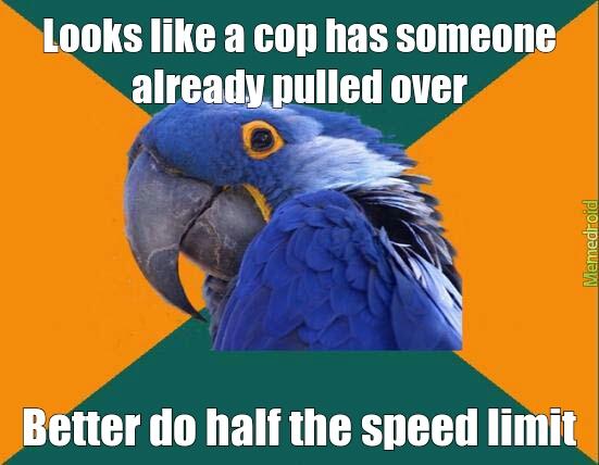 Car In Front Y U Slow Down Meme By Oonter Memedroid