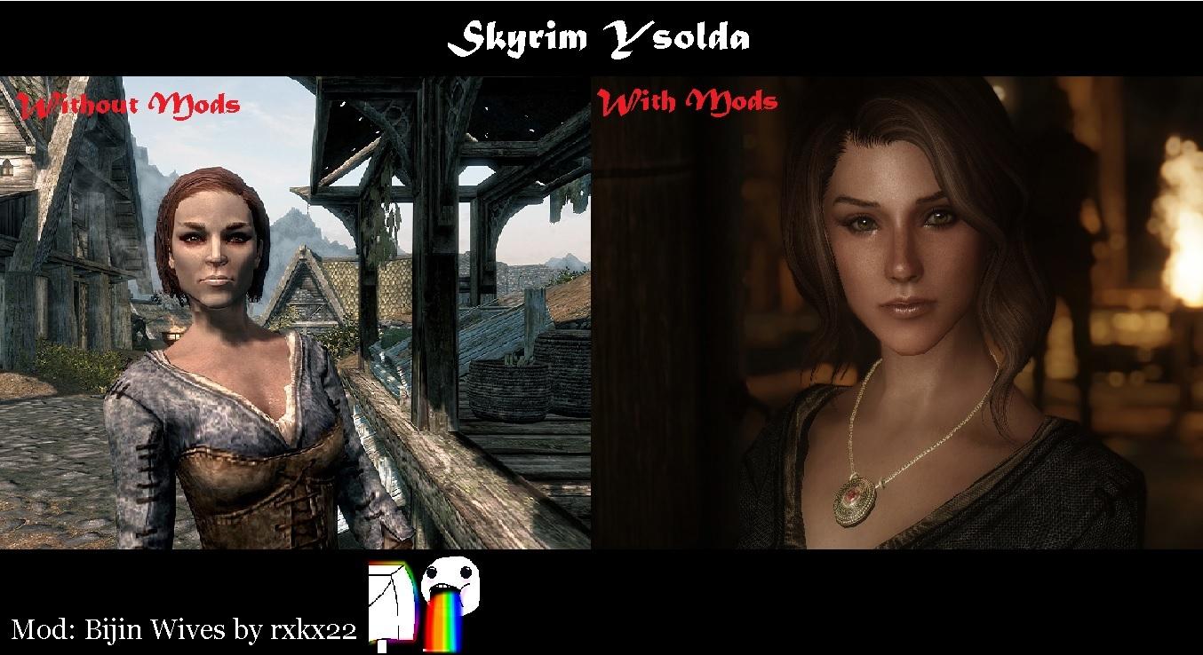Skyrim Ysolda - Meme by elvispixel :) Memedroid