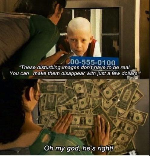 A Few Dollars