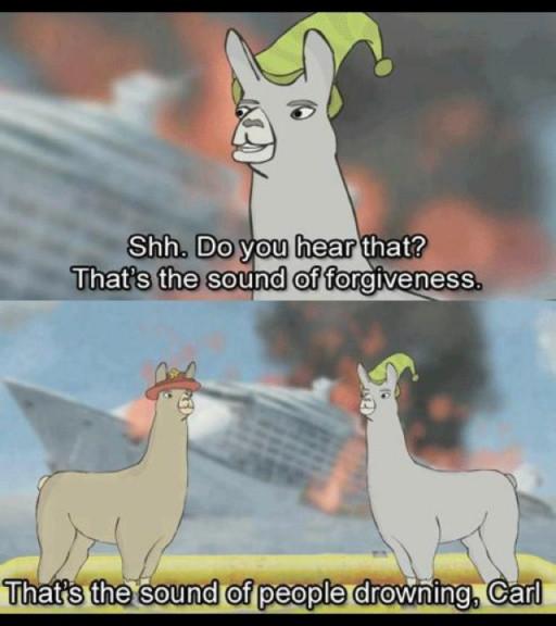 Llamas With Hats Meme By Ibbebibbe Memedroid