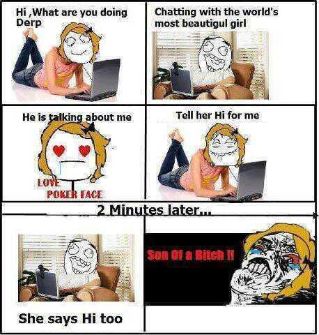 say hi - Meme by MultipleMigs :) Memedroid