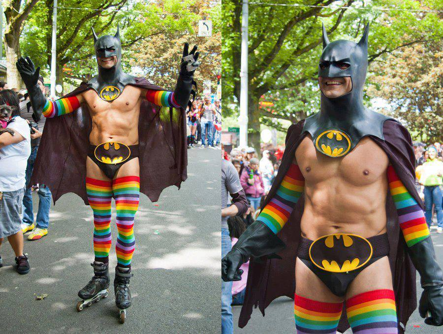15 Times When Batman Was Absolutely Fabulous | Playbuzz