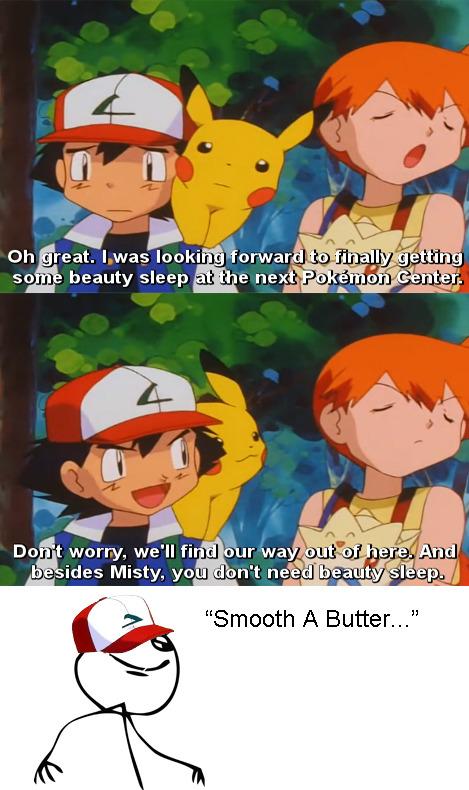 Smooth As Fuck Ash Smooth As Fuck Meme By Jengablocks Memedroid