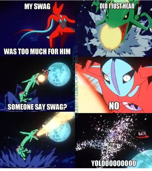 Never Liked You Anyway Deoxys Go Home And Sleep Like A Normal