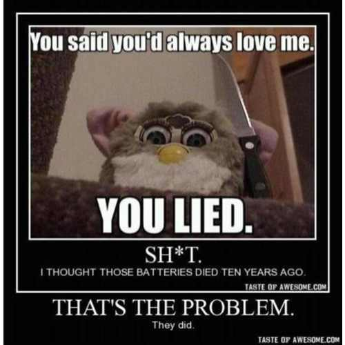 Furby Meme By Beasthayden Memedroid