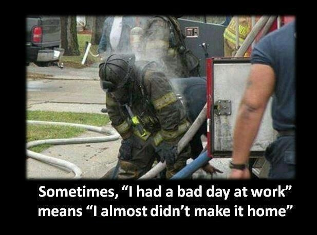 Funny Memes For A Bad Day At Work : Firefighter appreciation night meme by phillytzu