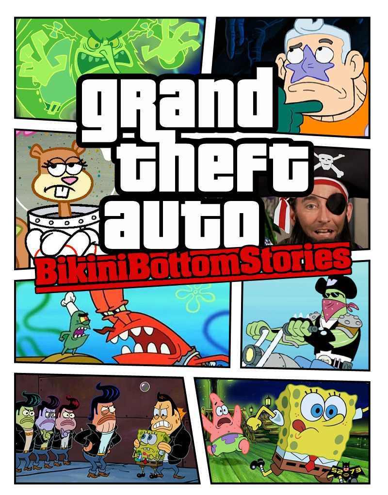 Bitches Be Like Spongebob Do you guys like spongebob?