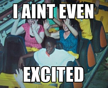 memedroid   images tagged as black kid roller coaster