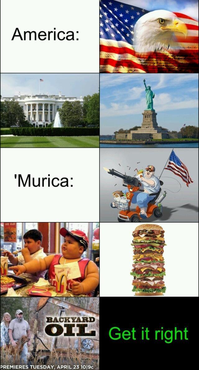 Murica !