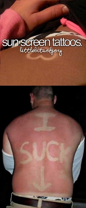 Memedroid images tagged as 39 sunburn 39 page 1 for Best sunblock for tattoos