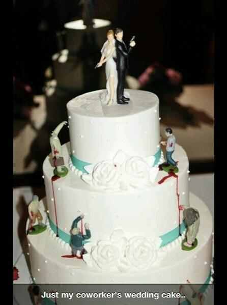 My Dream Wedding Cake Meme By Fionnathehuman3 Memedroid