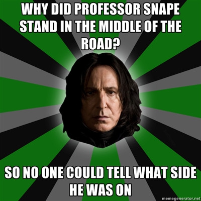 162 best Severus Snape images on Pinterest | Alan rickman ... |Snape Dafuq Template