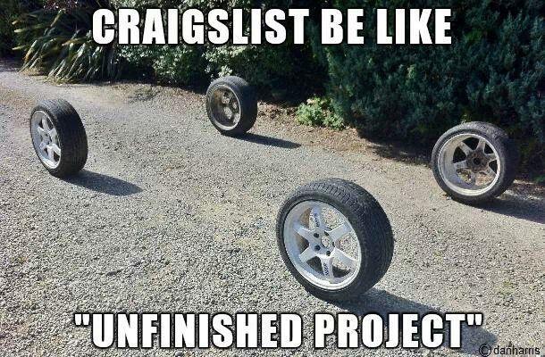 Damn you craigslist - Meme by SirGlok :) Memedroid