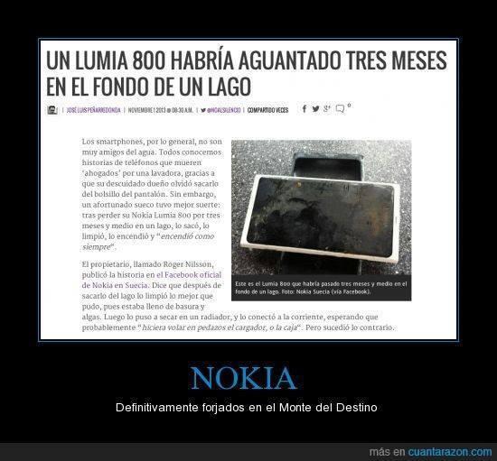 Nokia Indestructible Meme Subido Por Gerardol Memedroid