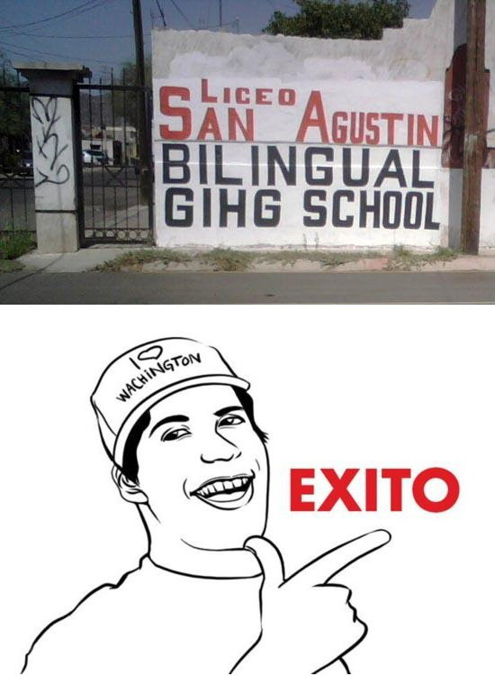Exito Meme