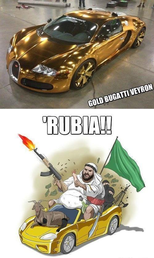 'RUBIA!!