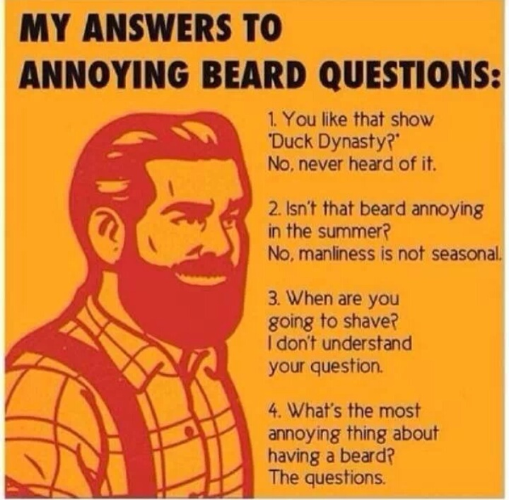 Beard and tattoos meme - photo#1
