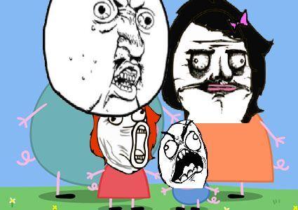 Peppa Pig Meme By Snsluca Memedroid