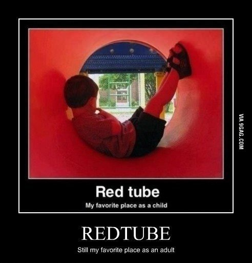 tube adult Red