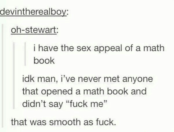 Smooth fuck