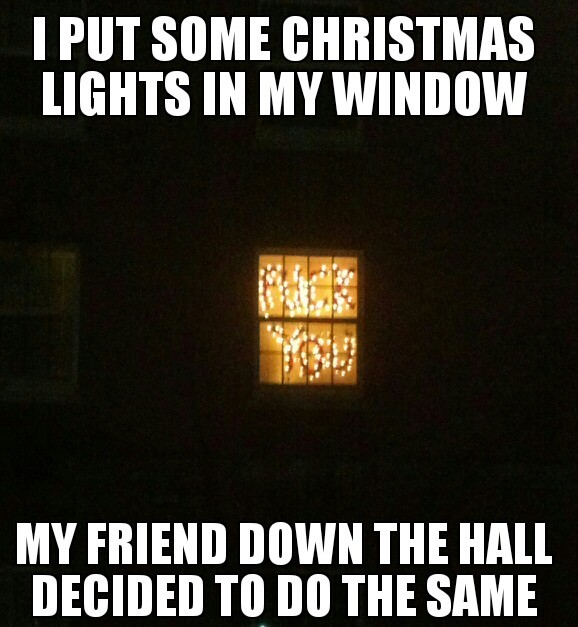 Christmas Light Meme.The Best Way To Spread Christmas Cheer Is Singing Loud For All To