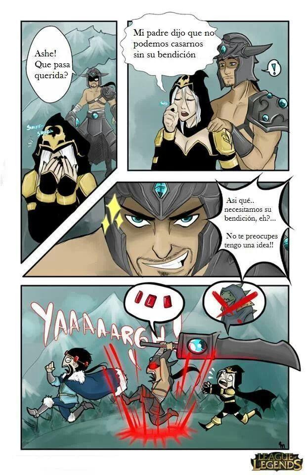 League Of Legends Meme By Carlkai Memedroid
