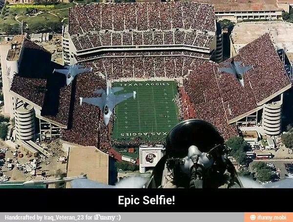 Best selfie of the year goes to...