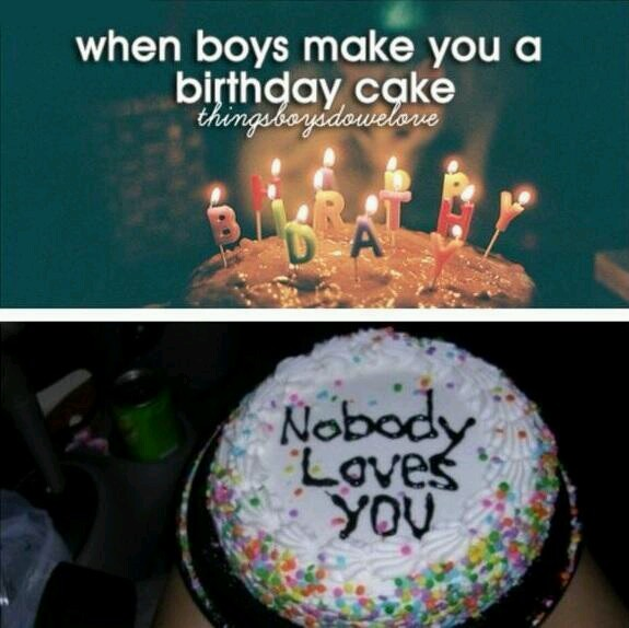 Birthday Cake Meme By Nataliekage Memedroid