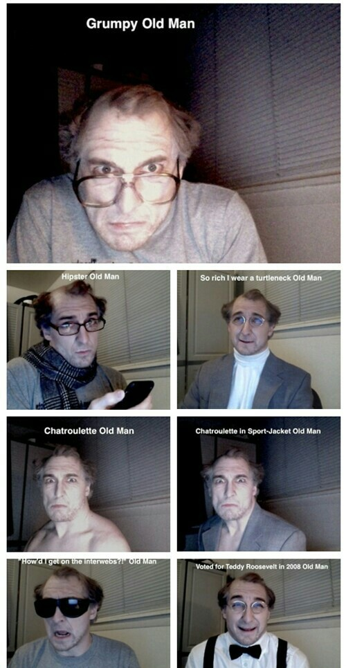 Grandpa Is Drunk On The Internet Again Meme By Seizuregoat