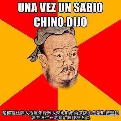 Resultado de imagen de chino telible memes