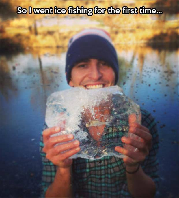 Ice Fishing Meme By Sschilling007 Memedroid
