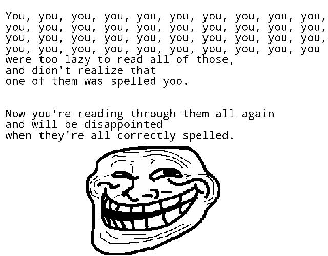 troll meme by thatoneweirdguy memedroid