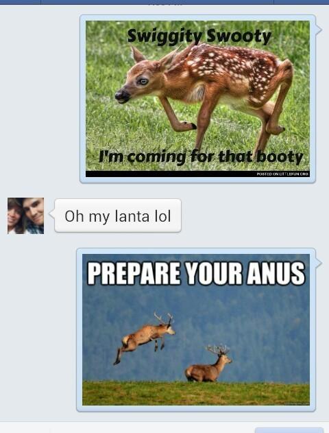 Deer Meme By Jessicaconlon Memedroid