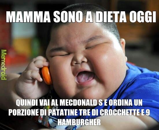 A Dieta Meme By Mattia Bararossa Memedroid