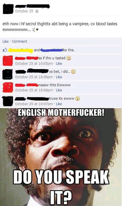 Do You Speak It Meme By Ballsdeep Memedroid