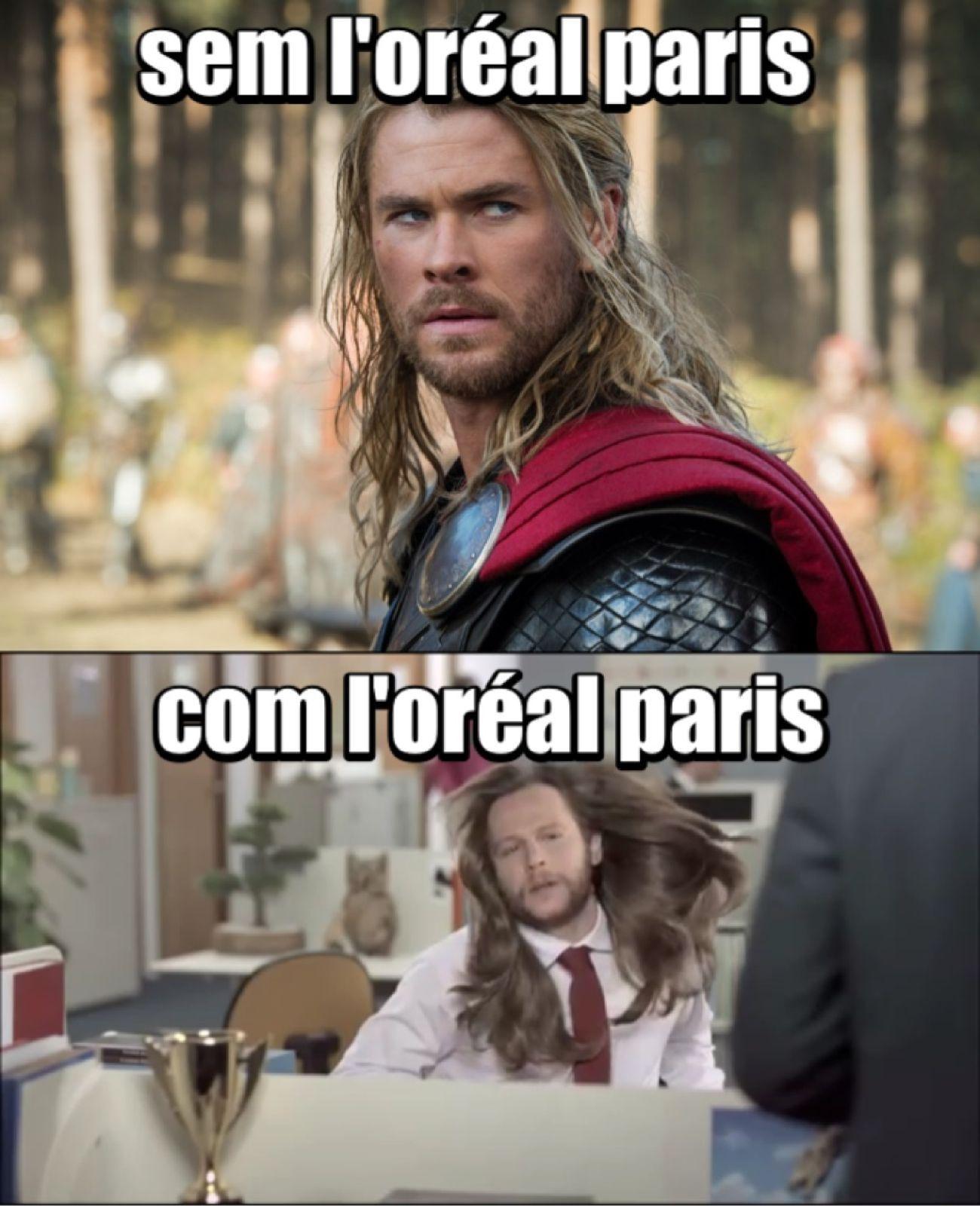 thor loreal