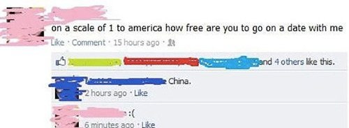 I'd say North Korea