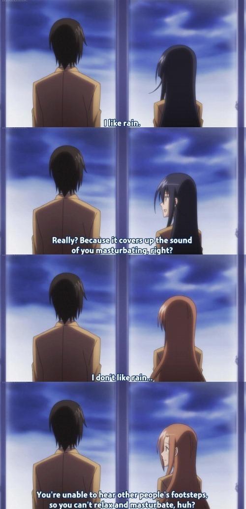 Anime: Seitokai Yakuindomo - Meme by Oppai :) Memedroid