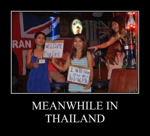 my thai girlfriend meme