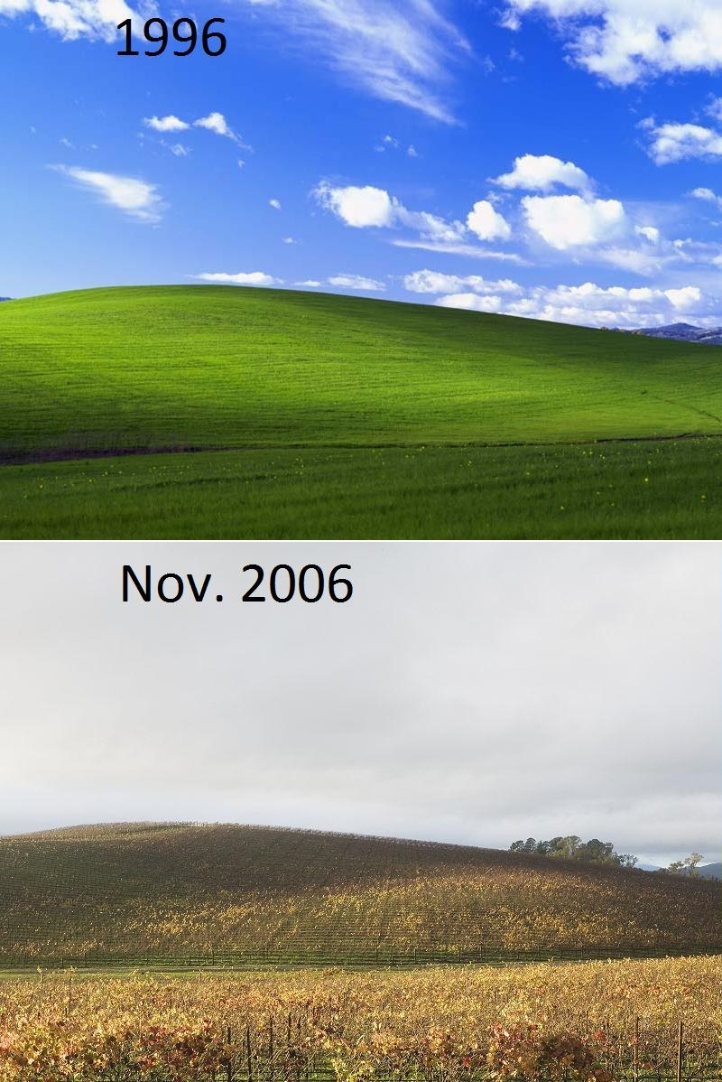 The end of support of Windows XP is today - 8th April 2014