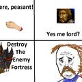 Le Peasant Rage