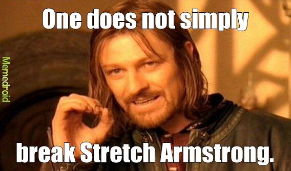 stretchy - meme