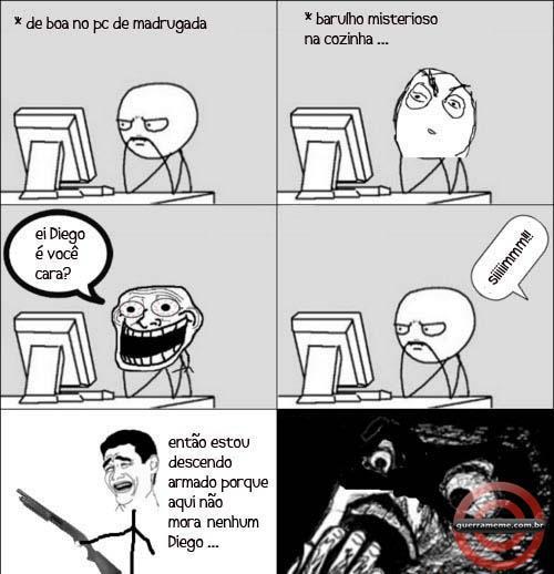 Diego - meme