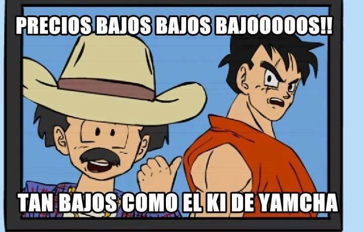 Yamchaaaa - meme