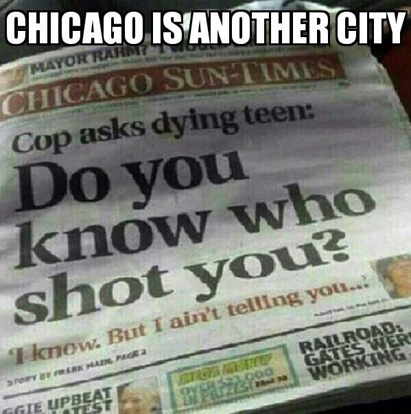 Chicago... - meme