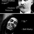 Bob Marley el puto amo :P